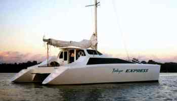 How much does it cost to build a boat - a 40ft Catamaran