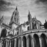 Ornate: Cathédrale Notre-Dame de Bayeux