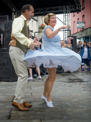 Photograph: Pontypool Rock and Roll Vintage Day, Saturday 10th September 2016.