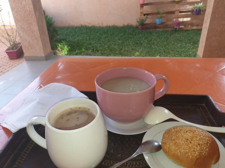 Thé, café ou chocolat