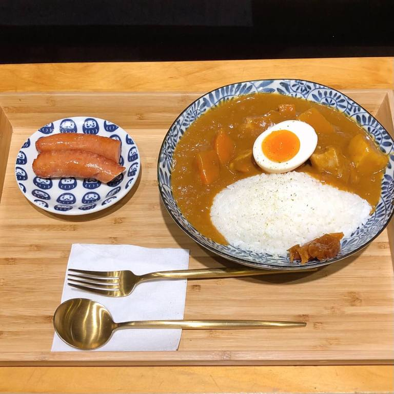 NoName咖哩カレーライス專門店