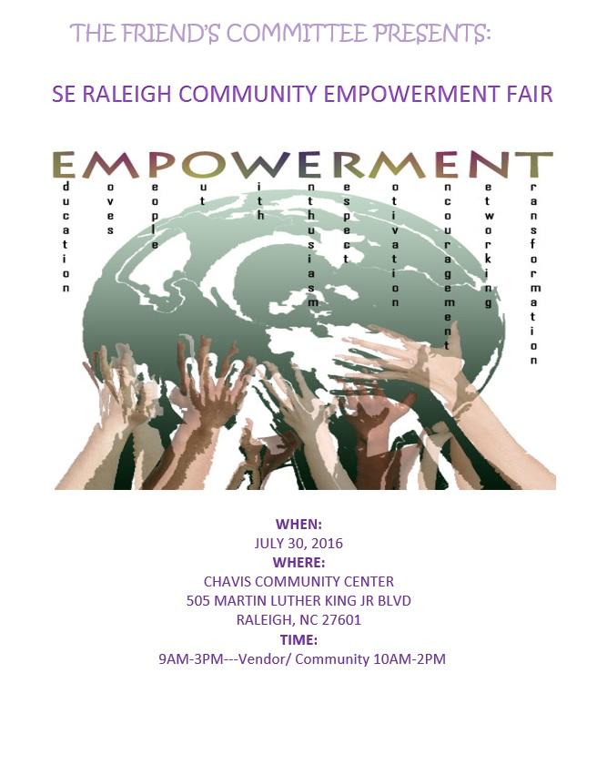 empowerment fair