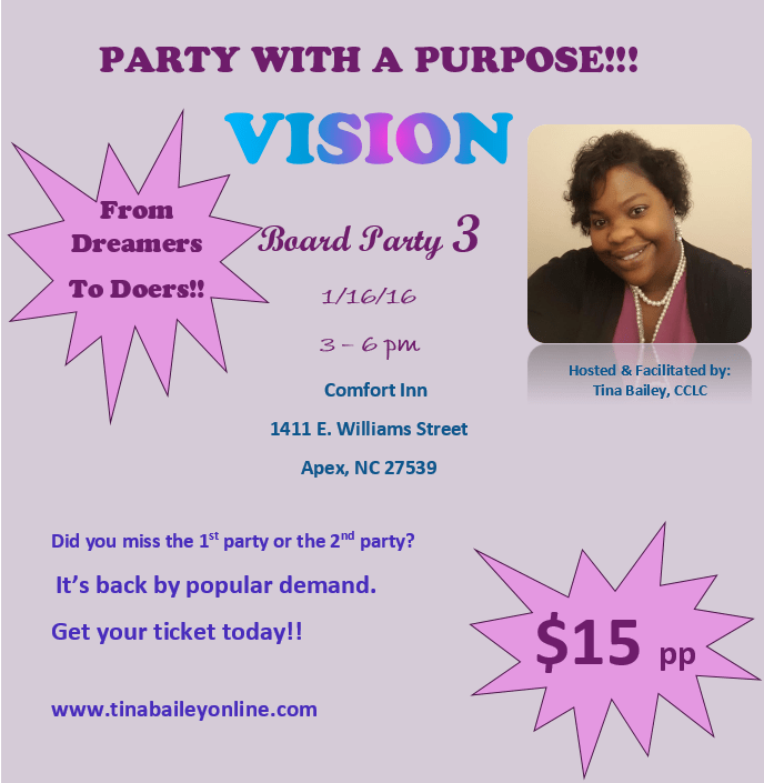 vision board party 3