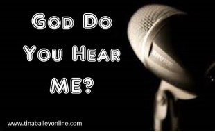 god do you hear me