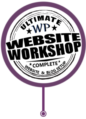 Ultimate WP Workshop Build A Website
