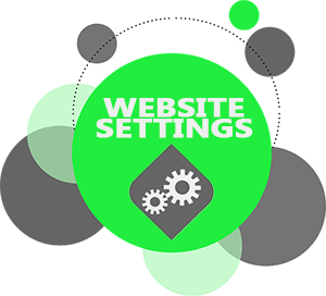 WP Website Settings