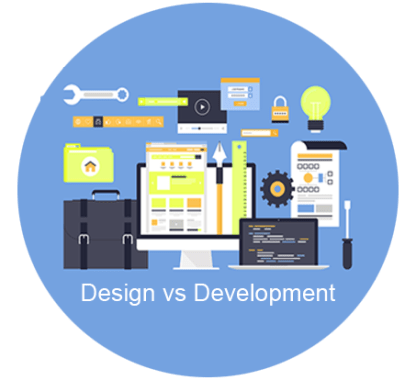 Web Design Vs Development – What's The Difference?