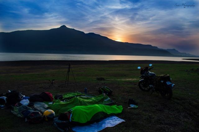 Camping sites near Mumbai  Bhandardara Camping