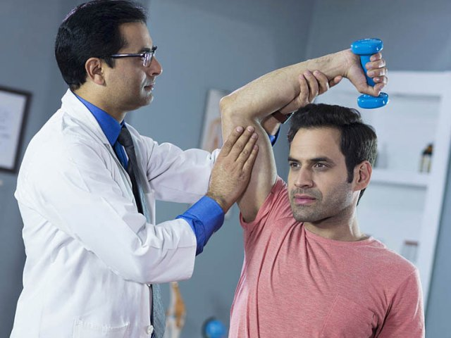 role of physiotherapist