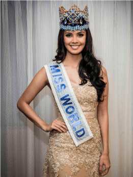 Miss World 2013: Megan Young (Philippines)