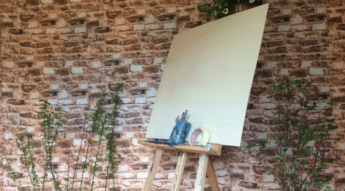 …my own art-video – part 1 – behind the scenes…!