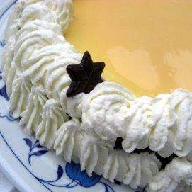 Torte im Detail