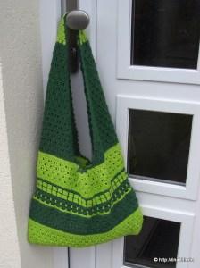 Häkeltasche Cronchet Bag