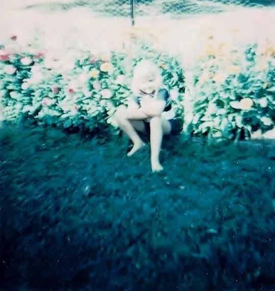 Garden nymph
