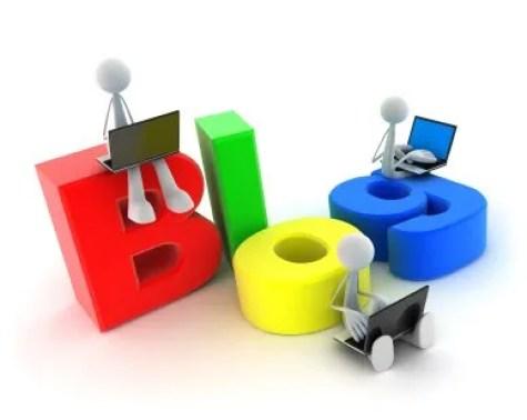 Blogging can help develop discipline