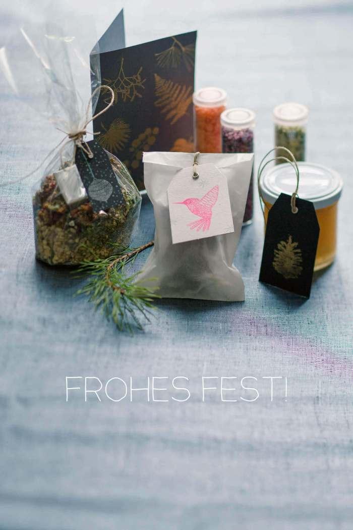 Frohes Fest: Geschenke aus der Küche