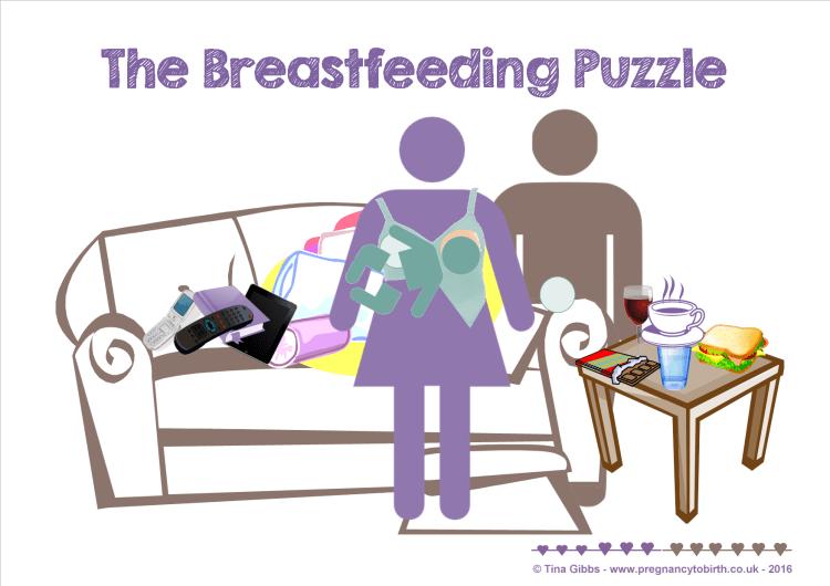 The Breastfeeding Puzzle - Tina Gibbs
