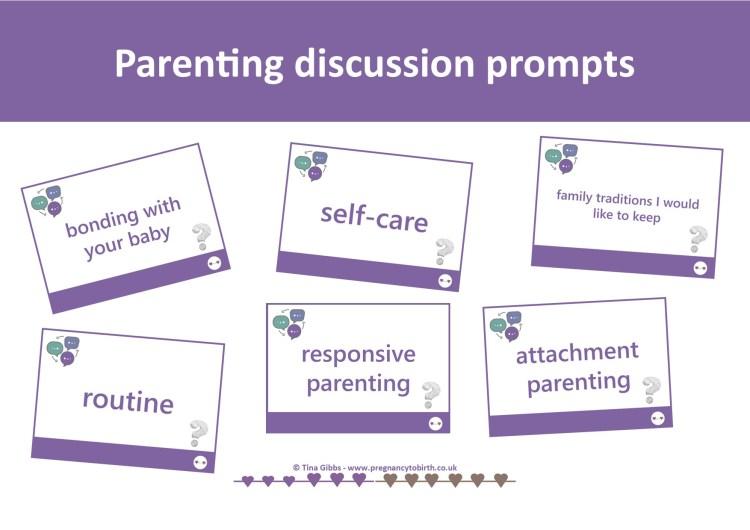 Parenting Discussion Prompts