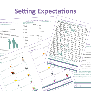 Parenting - Setting Expectations