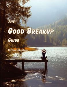 The Good Breakup Guide is a PDF