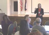 Tina Gilbertson speaker