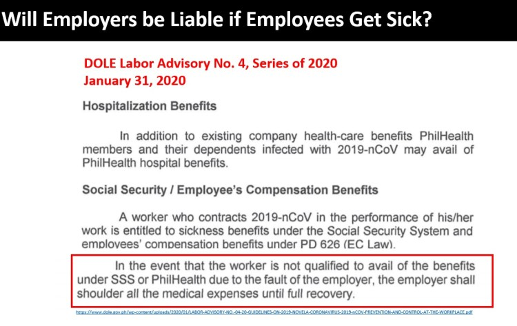 Liability of Employers