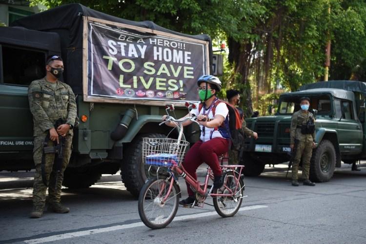 PHILIPPINES-HEALTH-VIRUS