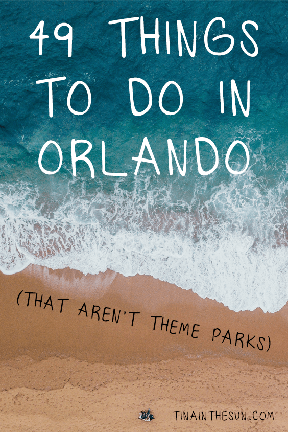 49 Things to do in Orlando