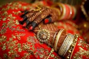Hand mehndi - Wedding