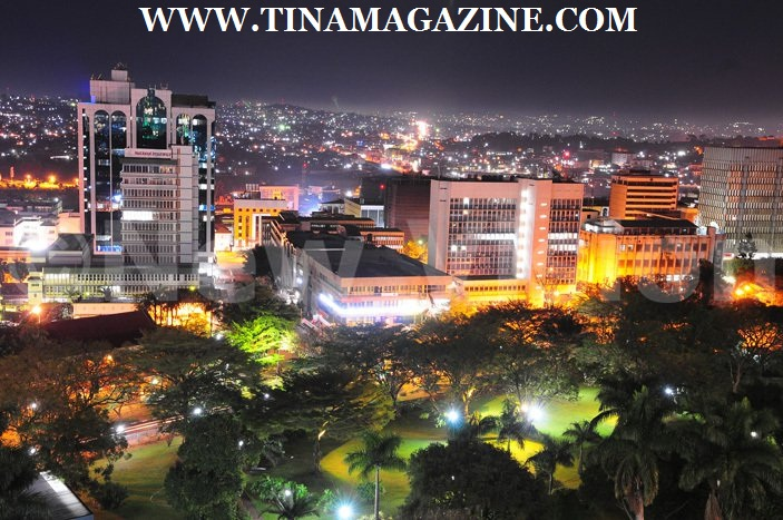 beautiful photos of kampala city