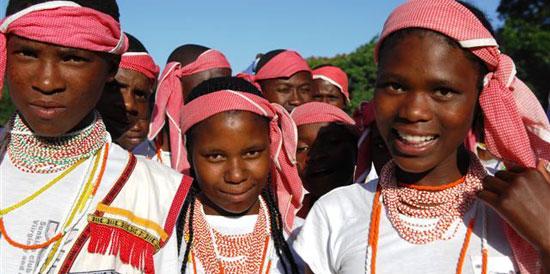 Tsonga tribe pics south africa