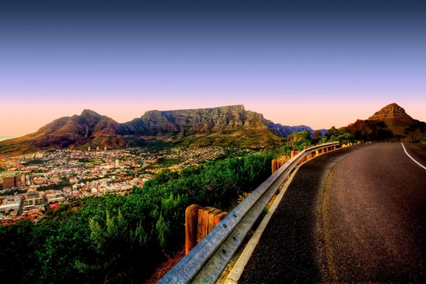 Cape town south africa - most beautiful cities in Africa