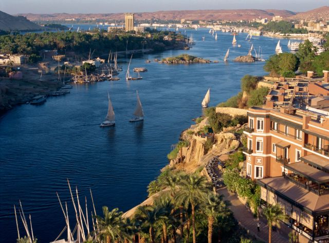 river nile pictures