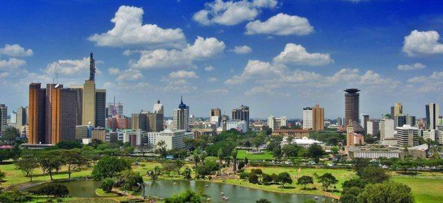 nairobi-Kenya - most beautiful cities in Africa