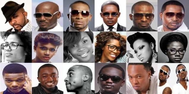 Afrobeat artists