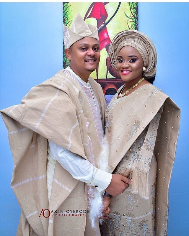Nigerian Traditional Wedding Attires