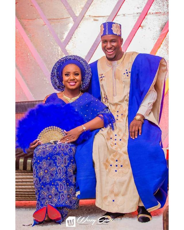 Wedding In Nigeria Traditional Dresses: Nigerian Traditional Wedding Attires; Pictures, Styles