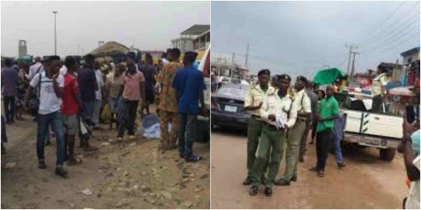 Image result for students of Government Technical College were crushed to death by a Toyota Avensis