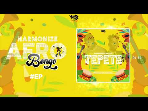 Harmonize – Tepete ft  Mr Eazi