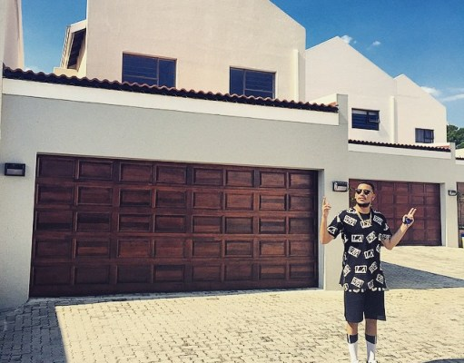 Rapper AKA Net Worth 2020 Home