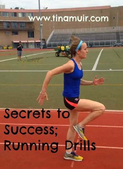 How Running Drills Will Help You Run Faster