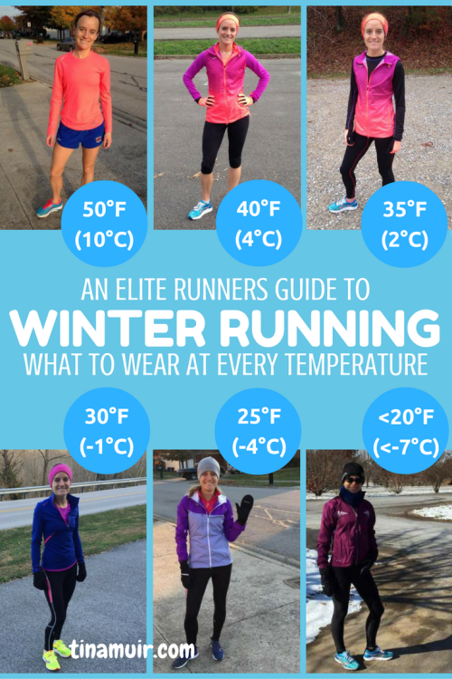what to wear for marathon 45 degrees