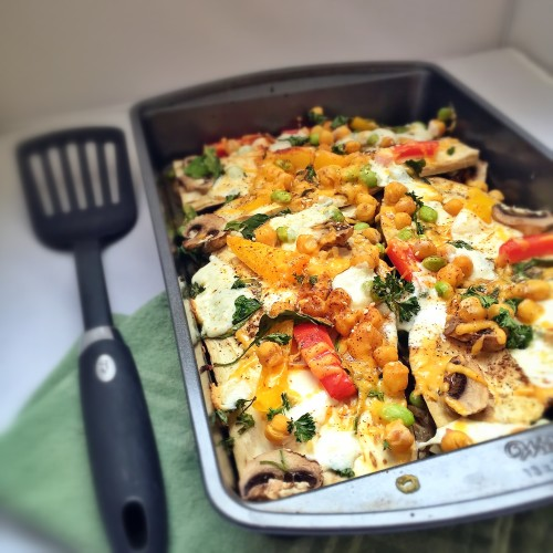 Elite runner Tina Muir shares a delicious eggplant lasagna recipe, packed with nutrient dense ingredients to fuel your training, and stay healthy.