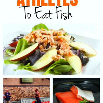 Lindsay Cotter from Cotter Crunch shares 5 reasons athletes need to eat fish. If you want to stay healthy, and run to your potential, you need to check this out, and try her rosemary and orange zest salmon recipe!