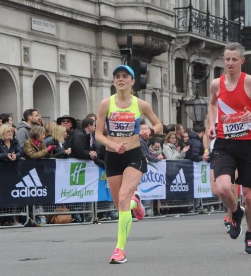 London Marathon- The Reflection