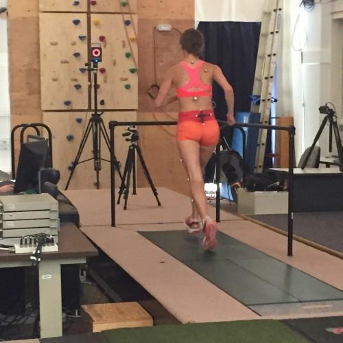 Tina Muir UVA Gait Treadmill 2