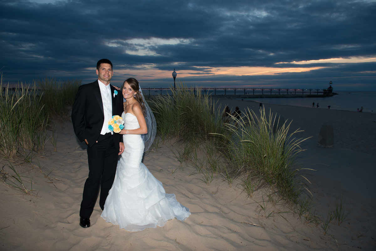 The Best Day of Our Lives- Wedding Ceremony and Reception
