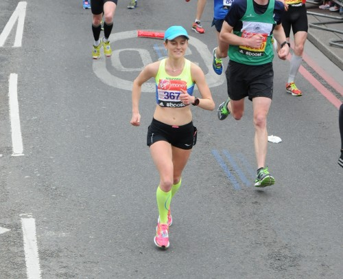What's the Plan? How Do You Prepare for a World Championship AND London Marathon?