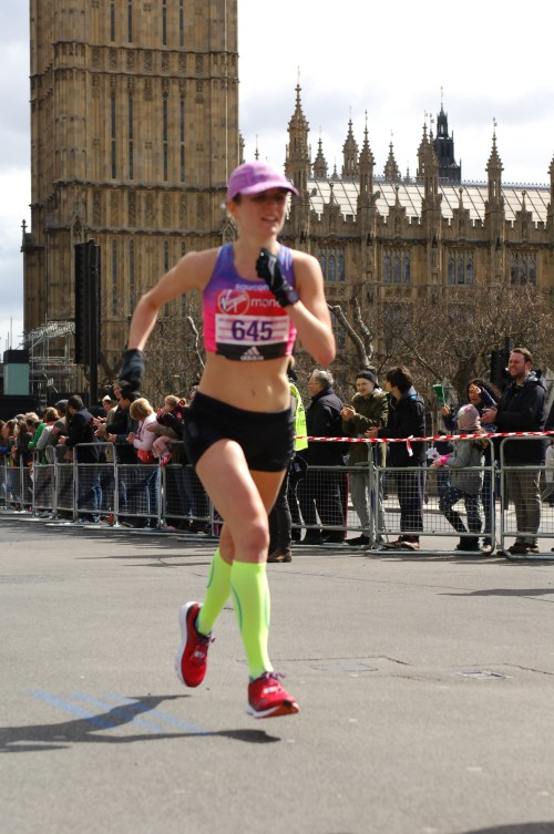The London Marathon 2016 Race Recap (2:37:35)