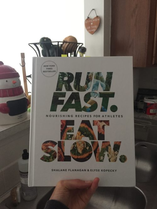 tina muir run fast eat slow